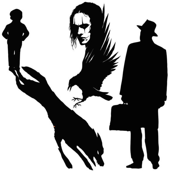 The Omen / The Crow / The Exorcist