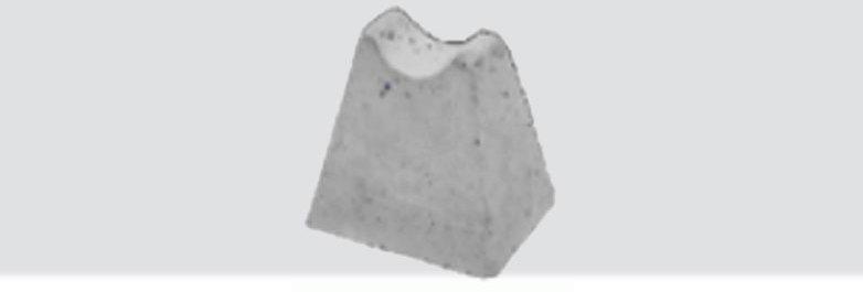 Dystans betonowy punktowy