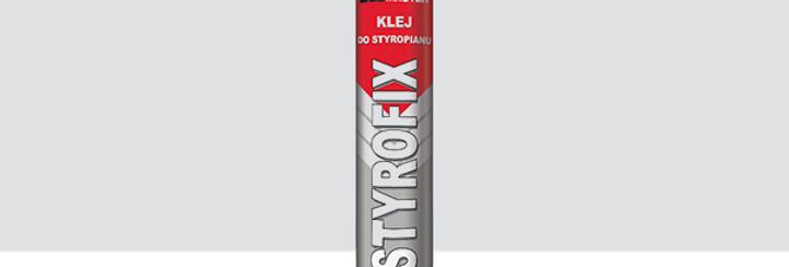 Pianka poliuretanowa Styrofix 750 ml