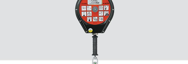 Urządzenie samohamowne CR 210 PROTEKT