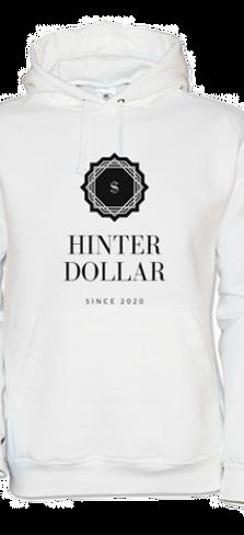 HINTERDOLLAR HOODIE WHITE