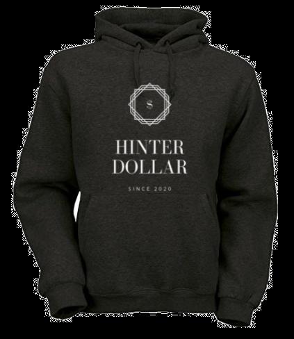 HINTERDOLLAR HOODIE BLACK