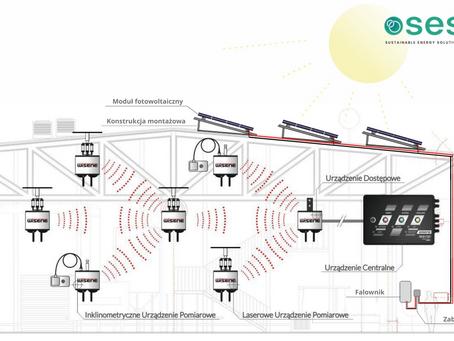 Fotowoltaika z systemem monitoringu dachu - powierzchnie dachowe jako bezpieczne generatory zysku