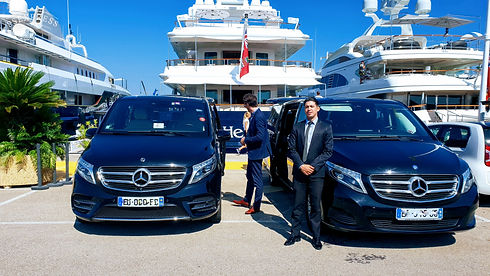 xrp driver, yacht service Antibes et Cannes