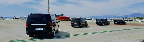 vtc aéroport de nice, taxi terminal affaire