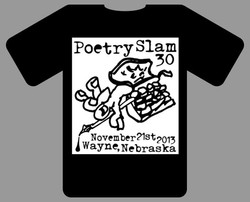 Wayne State College's Poetry Slam 30