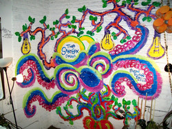 Sandbox Mural