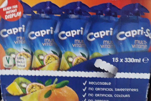 Caprisun Pack de 15 x 33cl