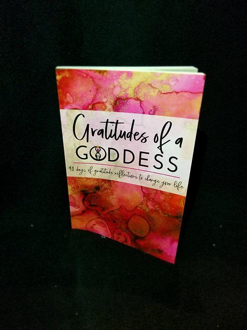 Gratitudes of a Goddess Journal