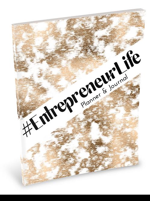 #EntrepreneurLife 2020 Planner
