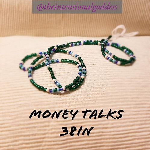 Money Talks waistbead