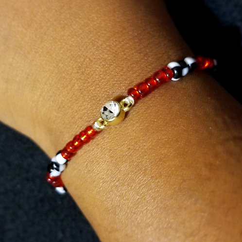 Passionate Power Bracelet