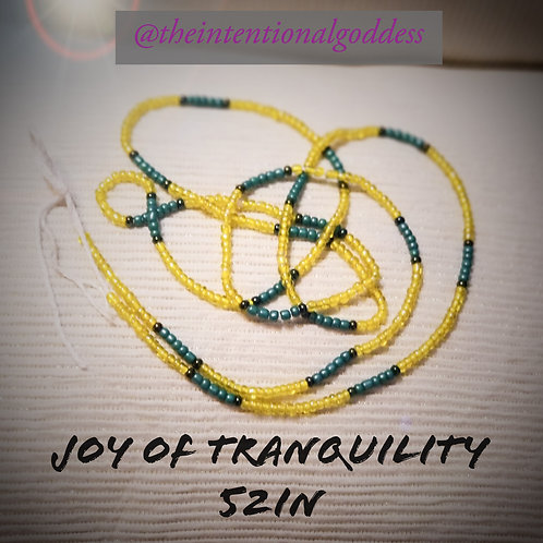 Joy of Tranquility waistbead