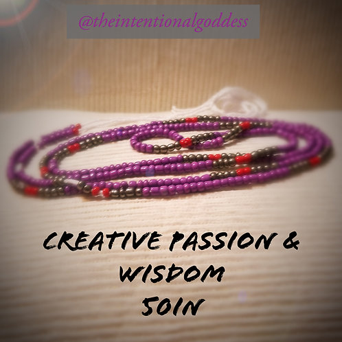 Creative passion and wisdom