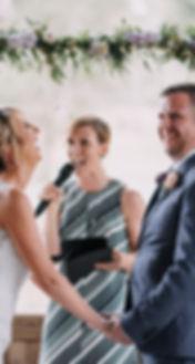 Amy Watson marriage celebrant wollongong