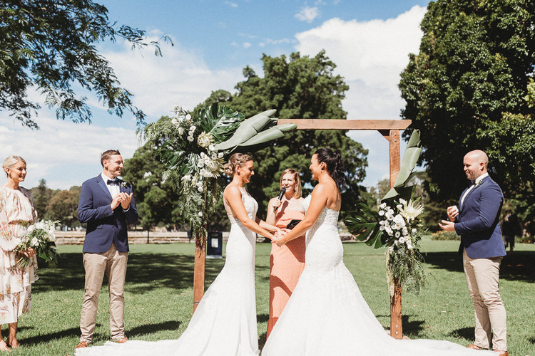 LGBTQIA+ Marriage Celebrant and Wedding Packages
