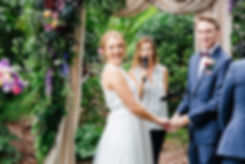Sydney Marriage celebrant Amy Watson rev