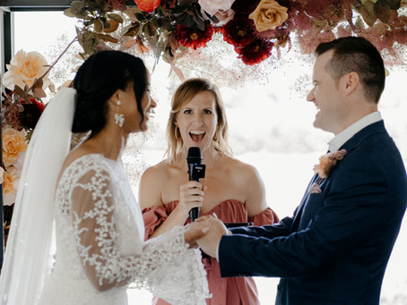 Who is the best celebrant in Sydney?