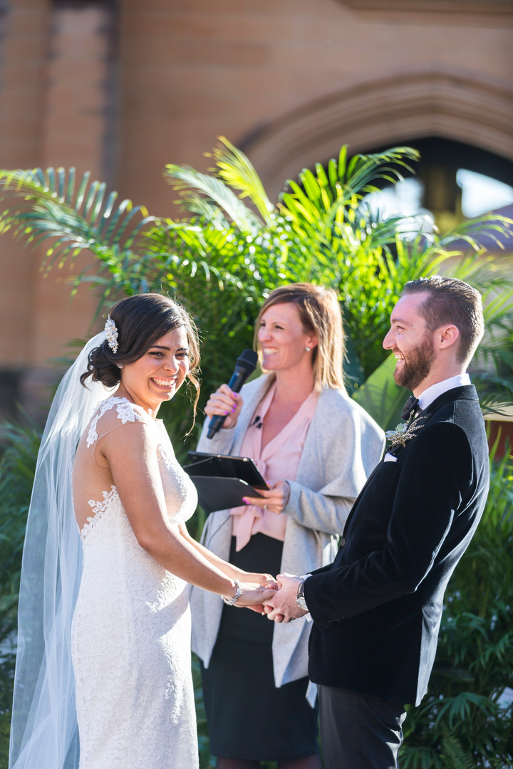 Amy Watson Cronulla Marriage Celebrant