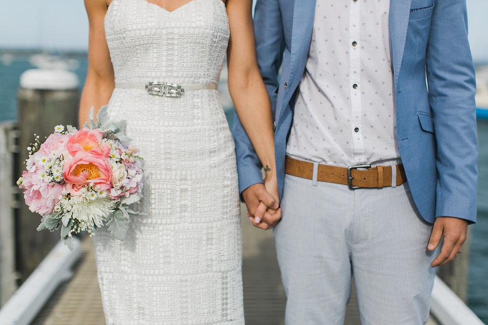 marriage celebrant & wedding MC Sydney -