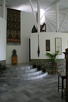 Main Villa lobby