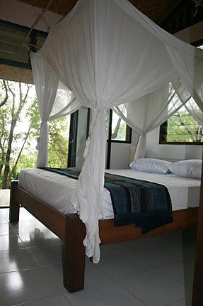 Bedroom in the Bungalow