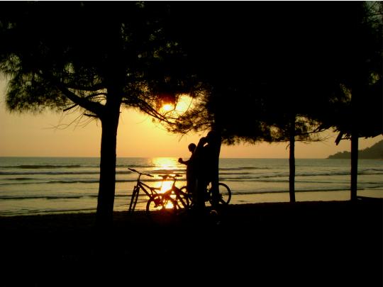 Bikes to Air Manis