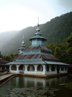 Mountain mosque