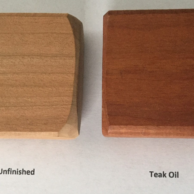 Cherry Wood Samples