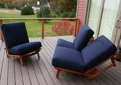 Freedom Chair reclining
