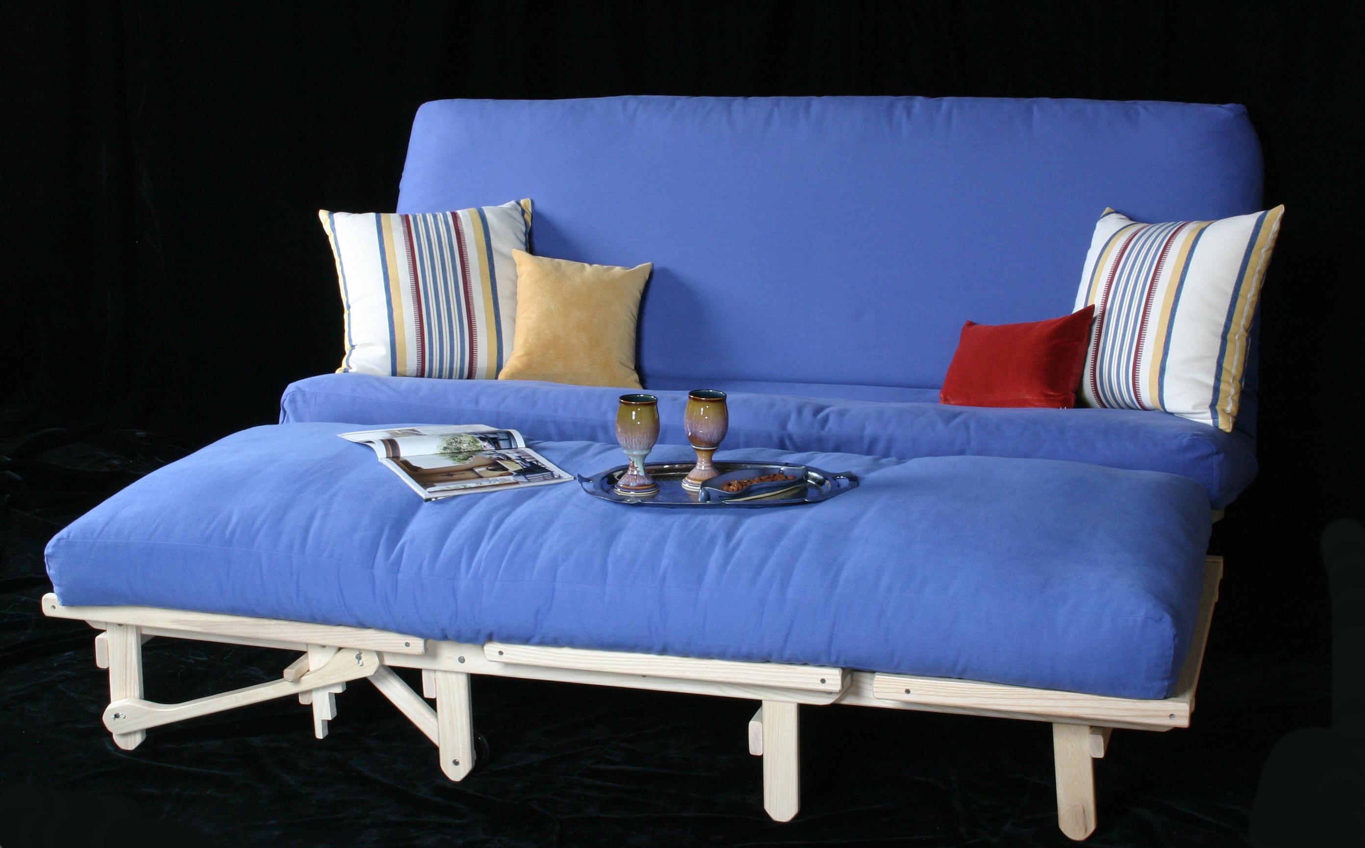 Full Sofa & Chaise makes King Chaise