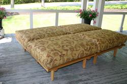 2 Big Chiar=Full Bed (2)