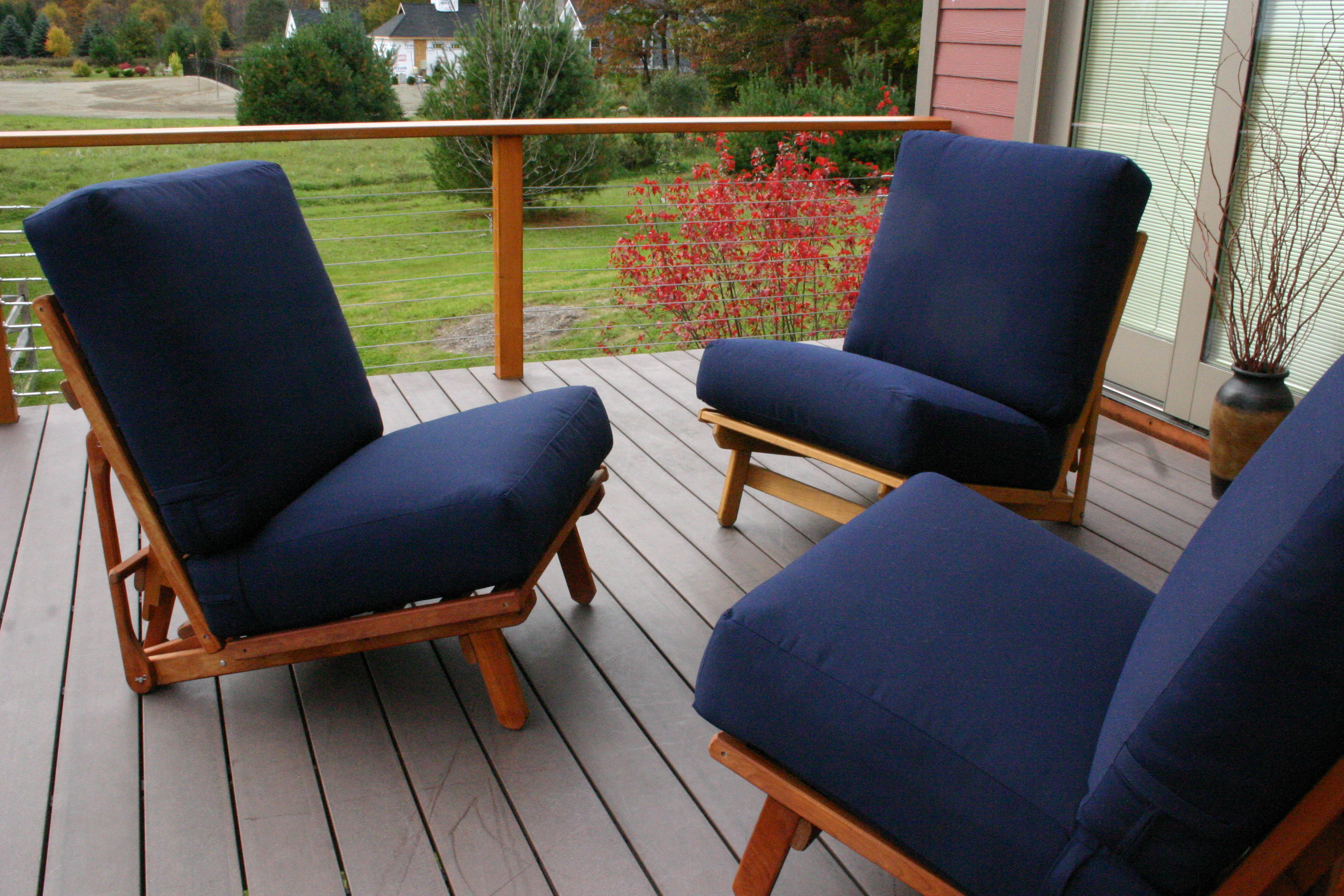 Three Freedom Chairs