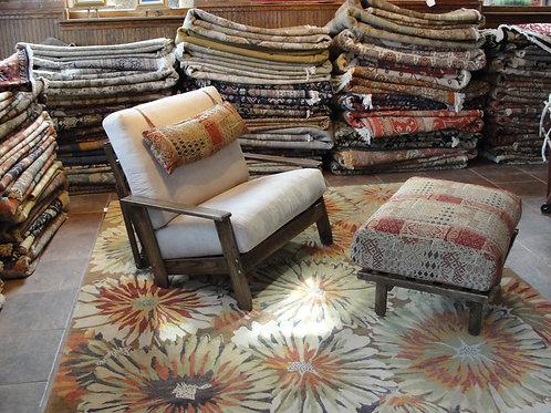 Big Chair FRAME SCANDIA ASH