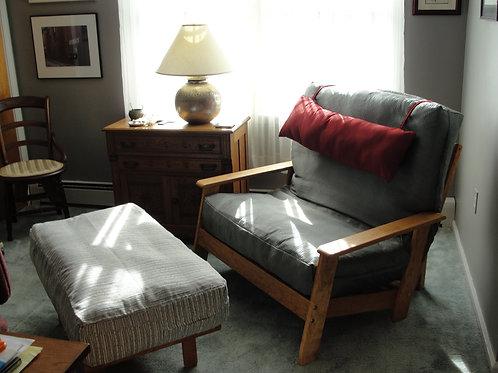 Big Chair FRAME  SCANDIA CHERRY