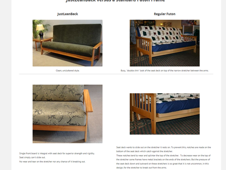 5 Things to look for in a Futon Frame