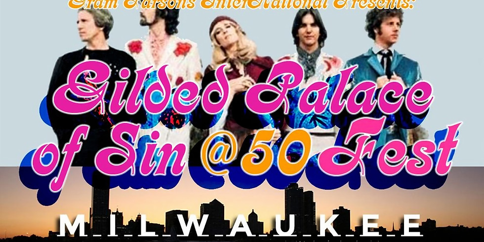Gram Parsons InterNational MKE: Gilded Palace of Sin @50
