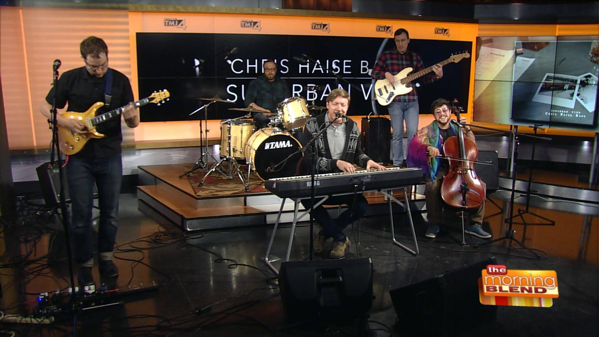 """""""Suburban View"""" from Chris Haise Band"""