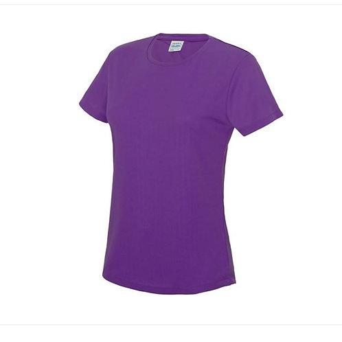 Womens Tech Tshirt