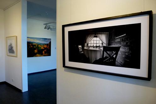 Ausstellung ortung VIII Schwabach II