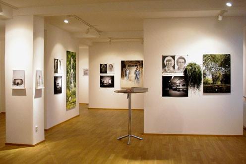 Ausstellung Die Camera obscura im Atelier I