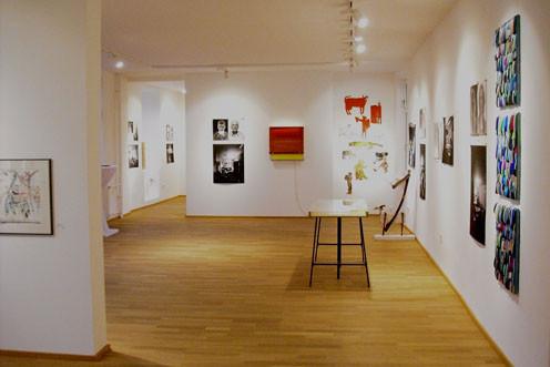 Ausstellung Die Camera obscura im Atelier III