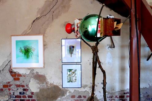 Ausstellung Anwanden Camerae obscurae I