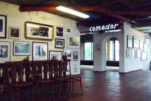 Ausstellung Comedor I