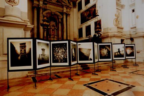 Ausstellung Venedig Chiesa San Stae III