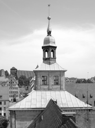Turm des Historischen Rathauses Nürnberg