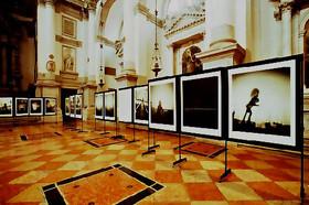 Ausstellung Venedig Chiesa San Stae I