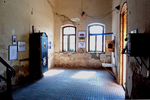 Ausstellung Anwanden Camerae obscurae II