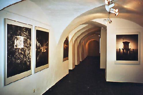 Ausstellung Venedig Schloss Weinberg Kefermarkt I