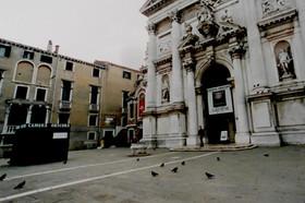 Ausstellung Venedig Chiesa San Stae IV